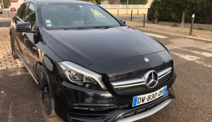 Mercedes Classe A45 AMG Matic Phase 2
