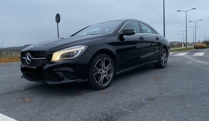 Mercedes Classe CLA Coupe