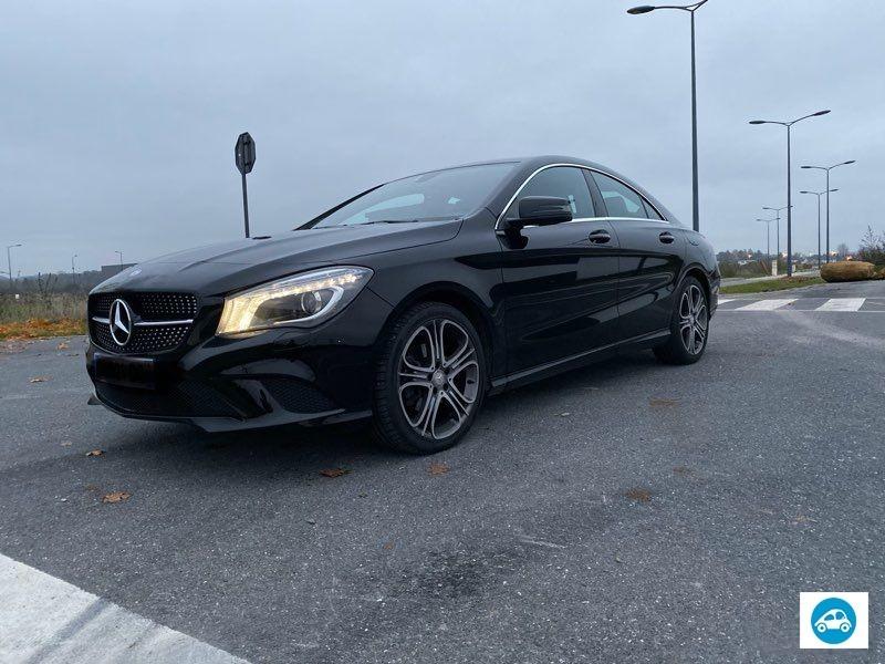 Mercedes Classe CLA Coupe