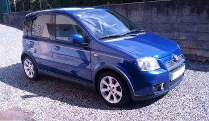 Fiat Panda 1.4 L 16 V 100 HP