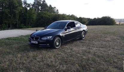 Bmw Serie 3 coupe Pack Luxe