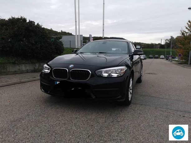 Bmw Serie 1 Lounge Business