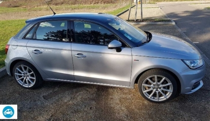 Audi A1 Sportback S Line