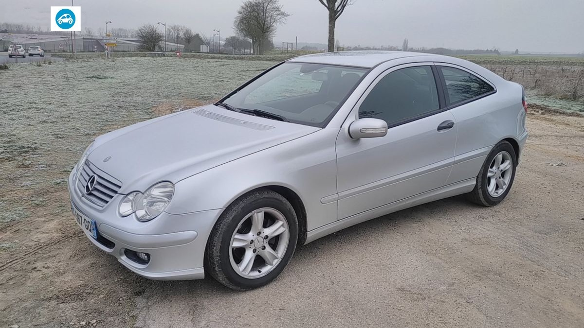 Mercedes Classe C 220 Coupe