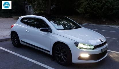 Volkswagen scirocco Sportline