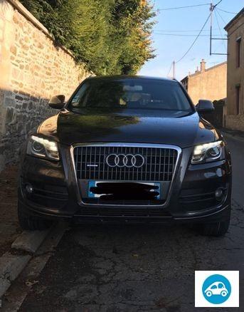 Audi Q5 Quattro Pack Avus