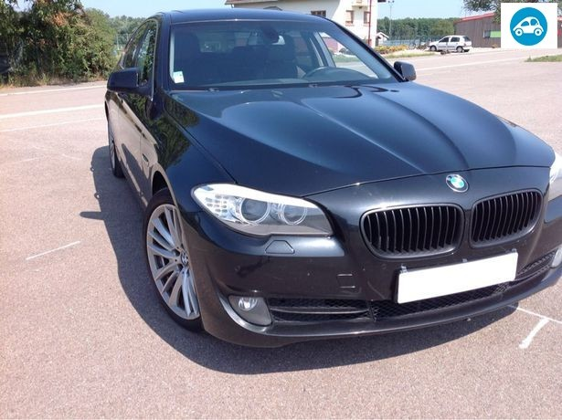 Bmw Serie 5 Pack Luxe