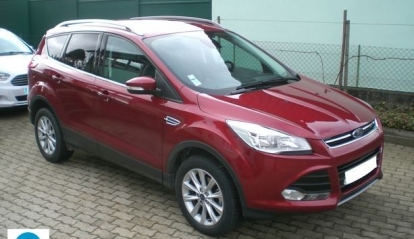 Ford Kuga Eco Boost Titanium