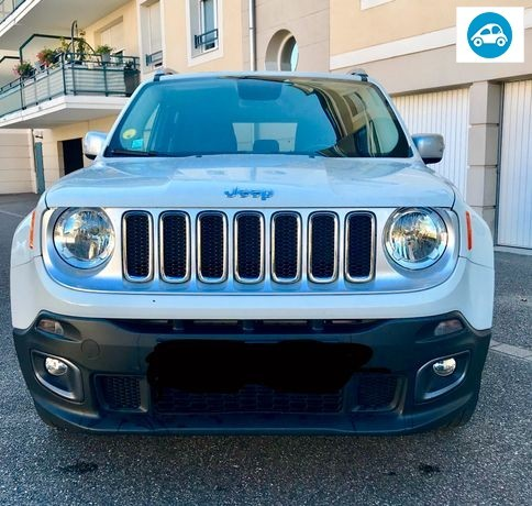 Jeep Renegade 4x4 Opening Edition