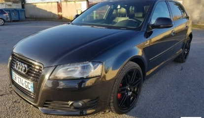 Audi A3 S Line + Phase 2