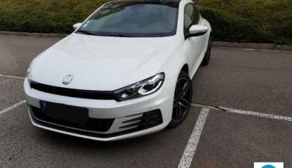 Volkswagen Scirocco Bluemotion