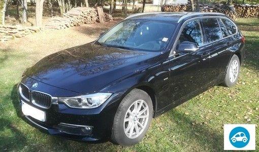 Bmw Serie 3 Touring Xdrive Luxury