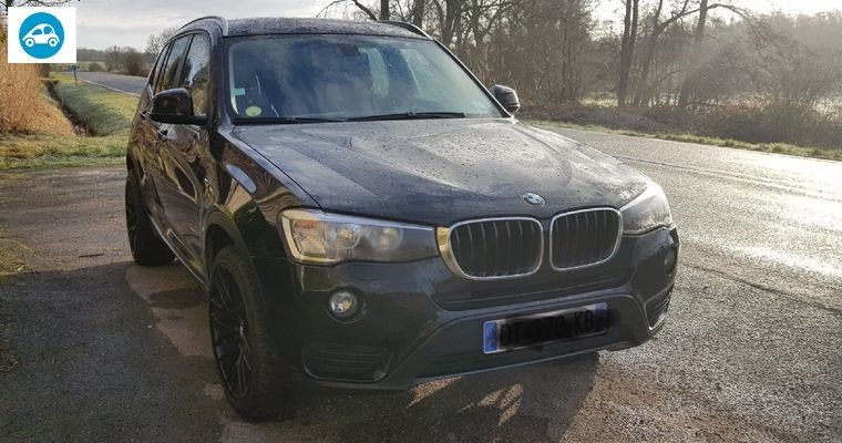 Bmw X3 Sdrive Lounge Plus