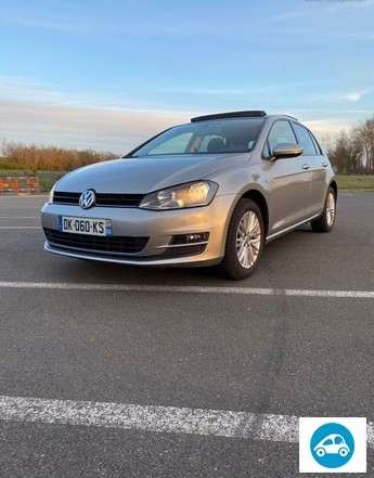 Volkswagen Golf 7 Cup Bluemotion