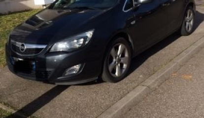 Opel Astra Sport Cosmo