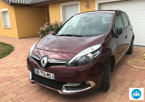 Renault Scenic 3 Bose