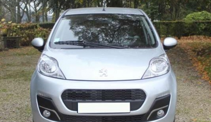 Peugeot 107 1.0 L 12V Blue Lion Allure