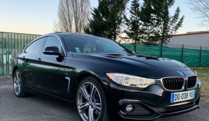 Bmw Serie 4 Gran Coupe X Drive Sport Line
