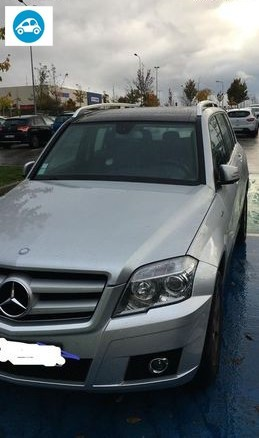 Mercedes Classe Glk Break