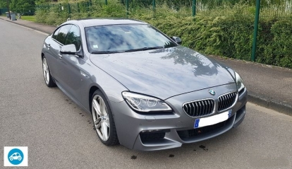 Bmw Serie 6 Gran Coupe Pack M