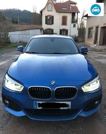 Bmw Serie 1 Xdrive M Sport