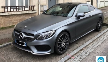 Mercedes Classe C Coupe Fascination Dynamic Select
