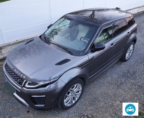 Land Rover Range Rover Evoque Sport