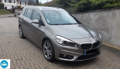 Bmw Serie 2 Gran Tourer Luxury