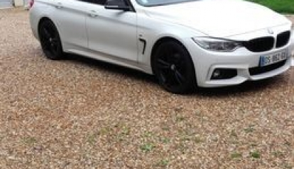Bmw Serie 4 Grand Coupe Pack M