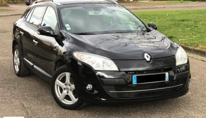 Renault Megane 3 Bose Break
