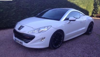 Peugeot RCZ Toutes Options