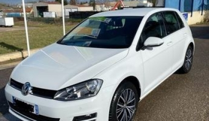Volkswagen Golf 7 Bluemotion Technologie Allstar