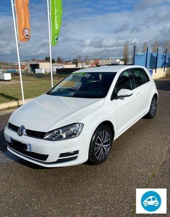 Volkswagen Golf 7 Bluemotion Technologie Allstar