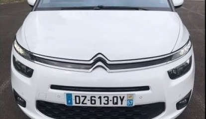 Citroen C4 Grand Picasso Intensive