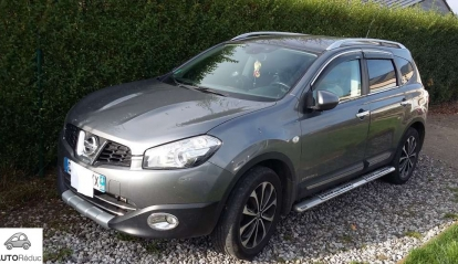 Nissan Qashqai +2 1.6 dCi Connect Edition