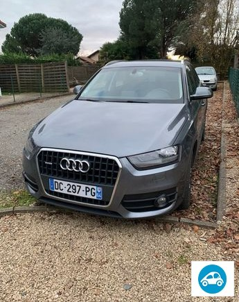 Audi Q3 Quattro Ambiente