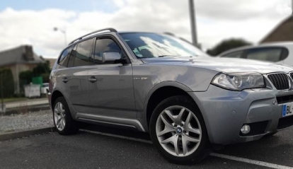 Bmw X3 Pack Luxe Pack M