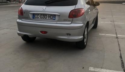 A VALIDER : Peugeot 206 Plus Diesel Manuelle 2005 nice