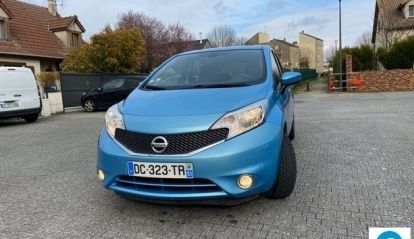 Nissan Note Connect Edition