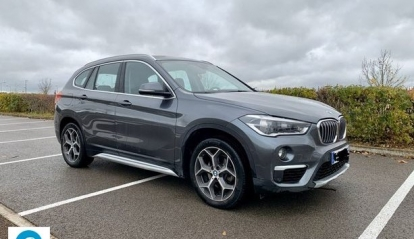 Bmw X1 Sdrive Lounge