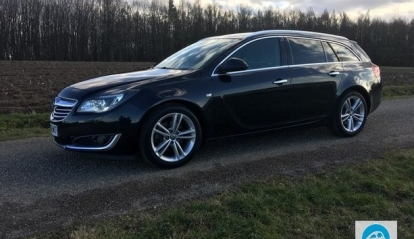 Opel Insignia Sport Tourer Cosmo Pack
