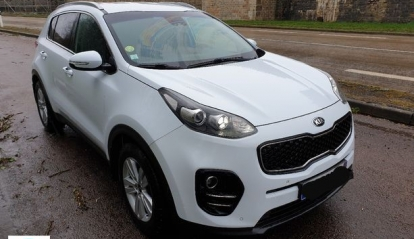 Kia Sportage Business Active