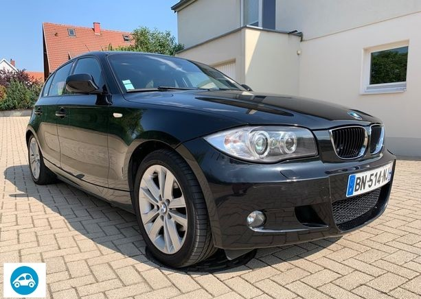 Bmw Serie 1 Finition Luxe
