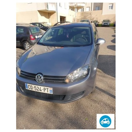 Volkswagen Golf 6 1.6TDI Break