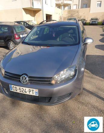 Volkswagen Golf 6 1.6TDI Break