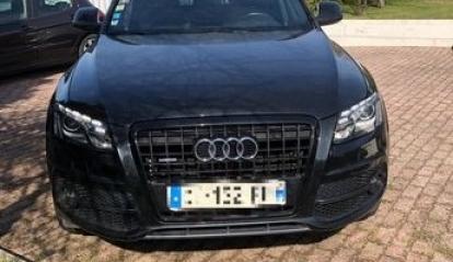 Audi Q5 V6 3.0 TDI Quattro S Line
