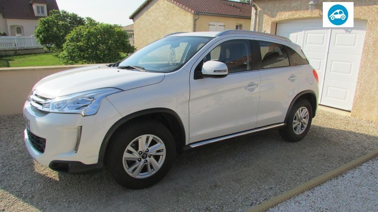 Citroen C4 Air Cross HDI Feel Edition