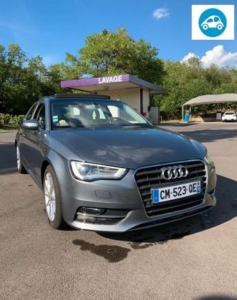Audi A3 2.0 Coupée Amition Luxe
