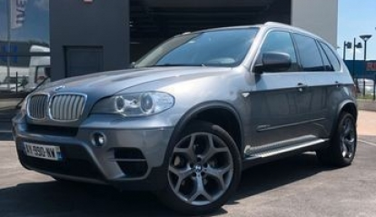 Bmw X5 40d Xdrive Pack Luxe Pack Sport