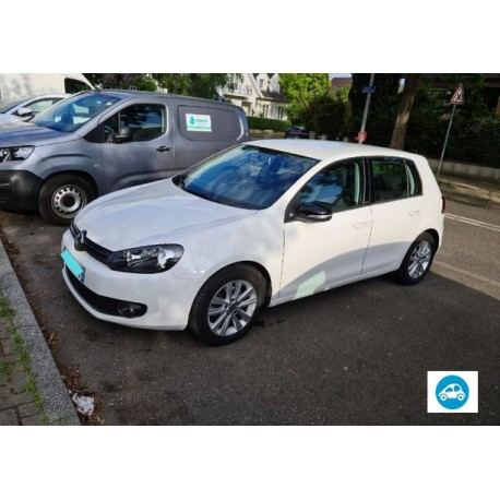 Volkswagen Golf 6 Style 1.4